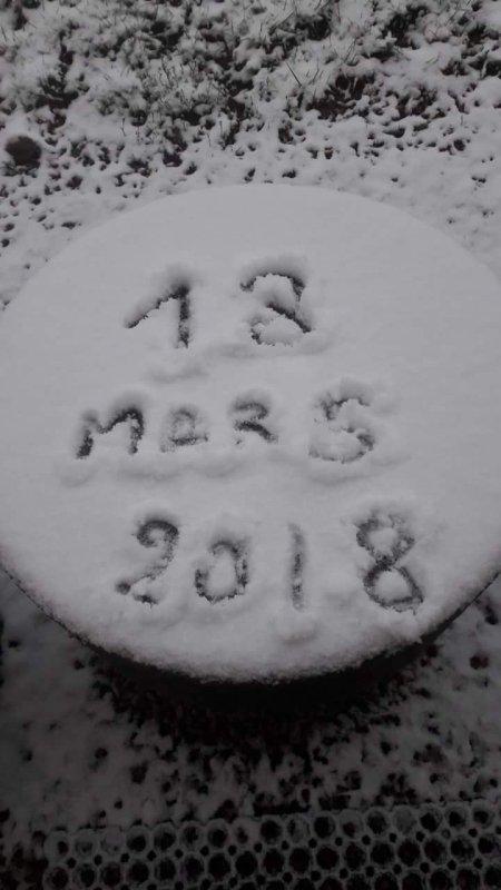 18 mars bientôt  le printemps !!!