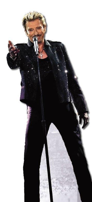Le premier concert de Johnny Hallyday en Israël prévu en octobre 2012