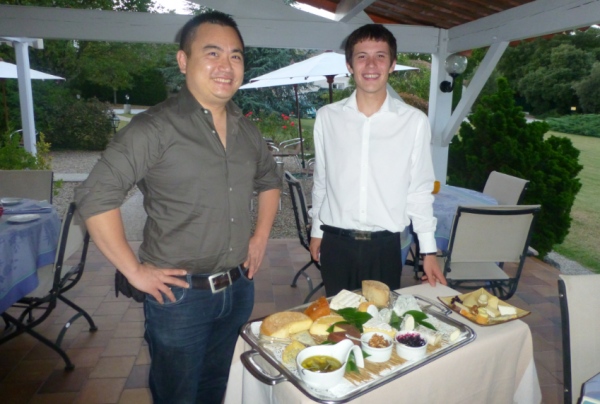 Accueil chaleureux et gastronomie en Charente !
