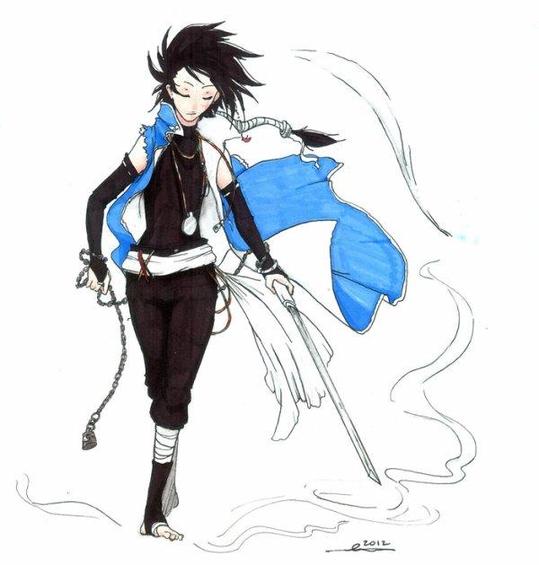 Et un nouvel uniforme pour Matsuri, un !