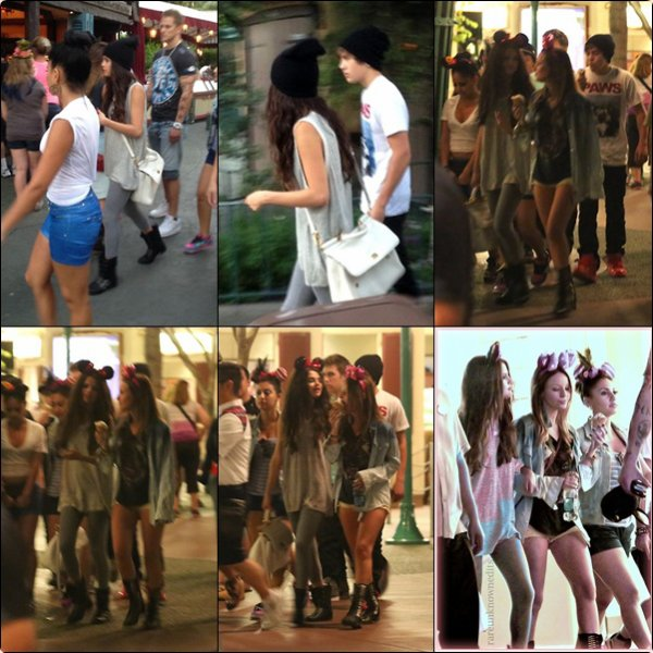 ~~~~~~~~ Disneyland , Dream Out Loud ~~~~~~~~