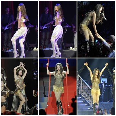 New's : Stars Dance Tour