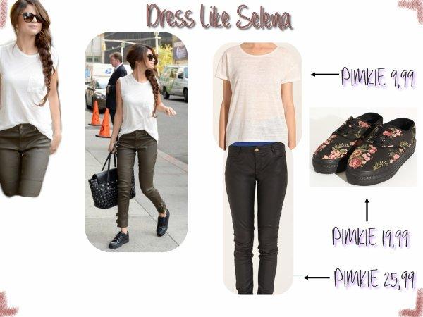 Dress like n°1