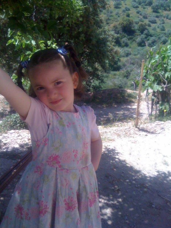 ma niece la soeur de la petite