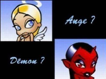 ange ou demon ??
