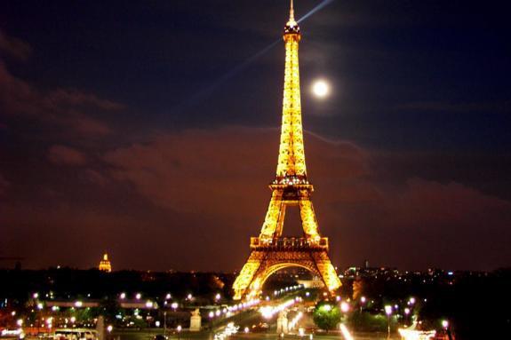 tour eiffel( Paris )