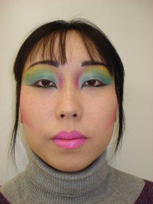 Populaire année 80 bye moi !! - Blog de sup-maquillage XX15