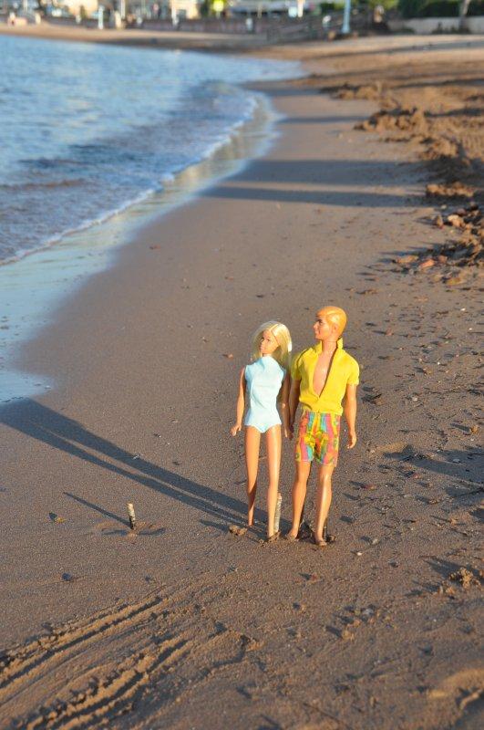 vacances d 39 t 2016 avec barbie ken francie christie et la belle hawaiian sur la jolie plage d. Black Bedroom Furniture Sets. Home Design Ideas