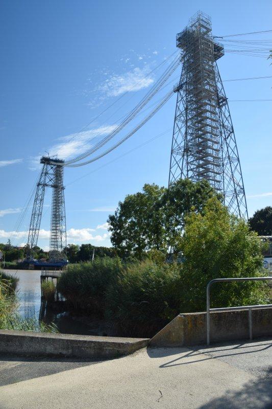 de retour sur mon blog après une semaine de vacance entre Blois et la Charente des très belles régions