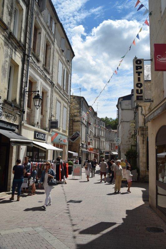 la belle ville de Saintes mon coup de c½ur !