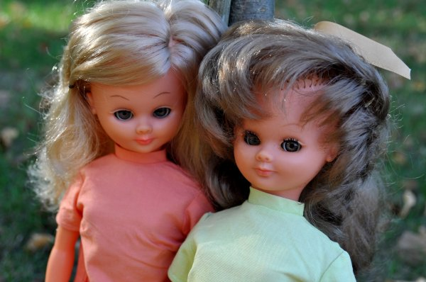 duo avec les belles Many de bella 1969 / 1970