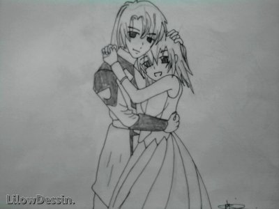 Mes Couples Manga Une Simple Envie D Exposer Mes Dessins