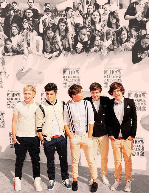 One Direction Forever! <3