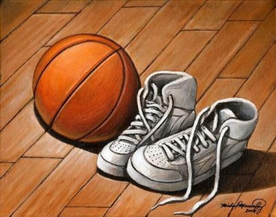 """""""Le basket the best sport of the world"""""""