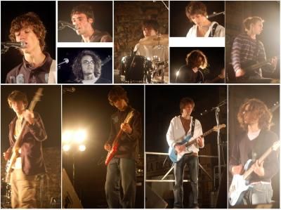 Rock party .