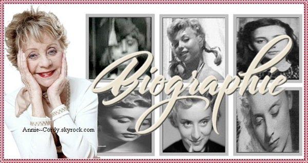 Biographie - Enfance