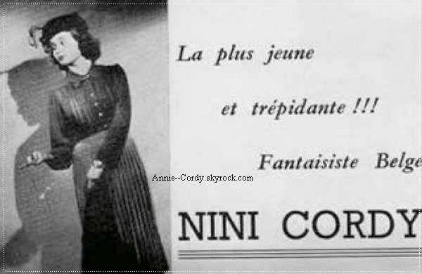 Biographie - De Léonie à Nini