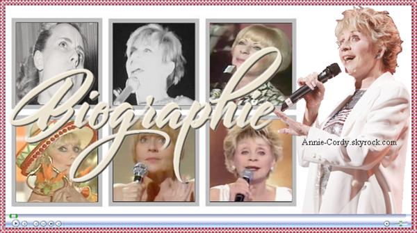 Biographie - Chanteuse