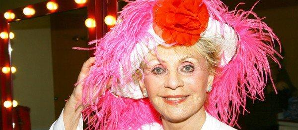 Annie Cordy : notre « Tata yoyo » a 89 ans!