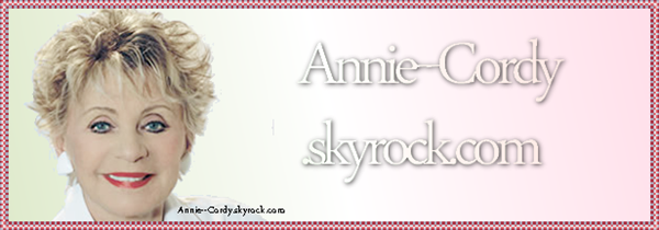 Annie Cordy - Maman ma plus jolie chanson