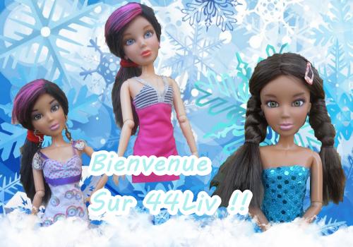 Bienvenue sur notre blog spécial Liv !!!!!
