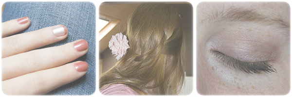 Samedi 31 août + conseil vestimentaire + conseil make-up + conseil nail art + conseil coiffure