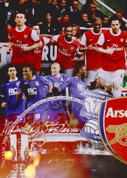 Si Arsenal gagne la final  , Samir va enfin ouvrir sont palmarès #CarlingCup