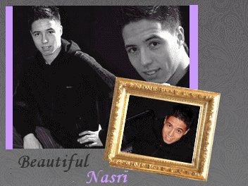 Mon bonheur se résume en 5 lettres Nasri .