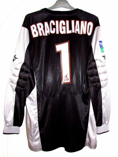 Saison 2003-2004 - BRACIGLIANO n°1 (Dos)