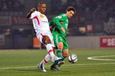 Saison 2010-2011 - André Luiz n°5 - ASNL-Saint Etienne - 27 nov.10