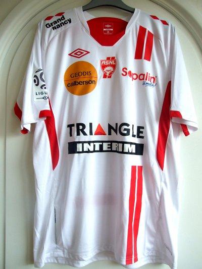 Saison 2010-2011 - Brison n°23 (Face) - Arles Avignon-ASNL - 04 dec.10