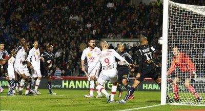 Saison 2010-2011 - Chahechouhe n°9 - Bordeaux-ASNL - 13 nov.10