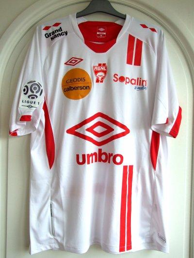 Saison 2010-2011 - SAMI n°3 (Face) - Toulouse-ASNL - 15 jan.11