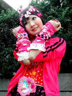 ゴシック派と decora が日本の(私は彼のとしてです(彼女そ)さいころ時間、しかし黒、3つの最初の(の・もの・人)(夜)のために写真で)