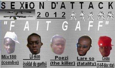 """""""Fait Gaff"""" la mixtape arrive lour 1er extrait le 15 mars"""
