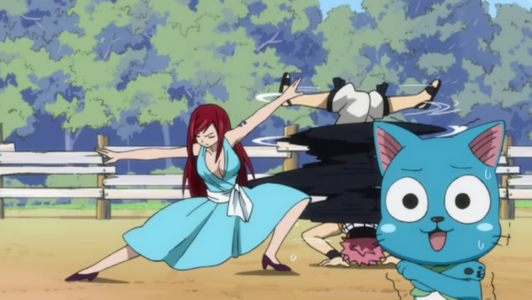 Manga : Fairy Tail