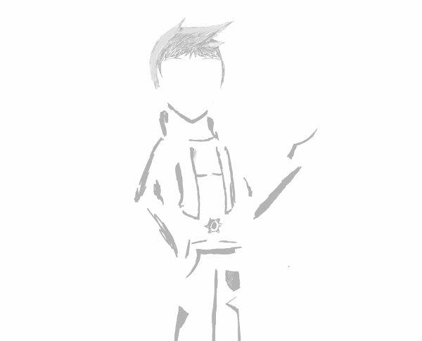 J'avais besoin de la dessiner (Lubie en 4 versions)
