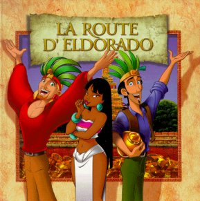 El Dorado / C'est dur d'être un vrai dieu-Bruno Pelletier (2000)