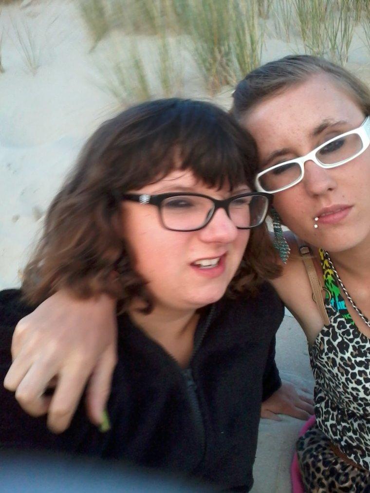 Ma cousine et moii <3 <3
