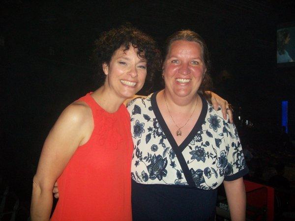 Marina Coté et Isabelle Cyr