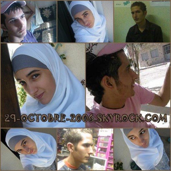 Couple 1 : Kawtar & Nassir
