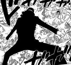Rokushiki : Tekkai