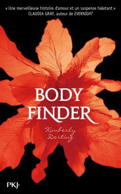 Body Finder, de Kimberly Derting chez Pocket Jeunesse