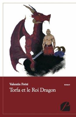 Torfa et le roi Dragon, de Valentin Frété chez Panthéon