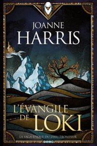 L'évangile de Loki, de Joanne Harris chez Panini Books