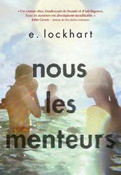 Nous les menteurs, de E.Lockhart chez Gallimard Jeunesse