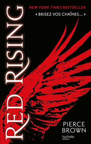 Red Rising Tome 1, de Pierce Brown chez Hachette