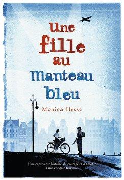 Une fille au manteau bleu, de Monica Hesse chez Gallimard