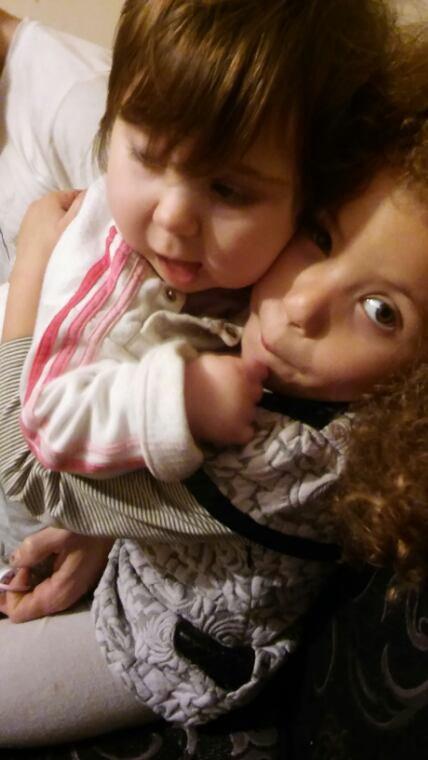 Mes deux filles