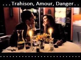 Trahison , amour , danger chapitre 1